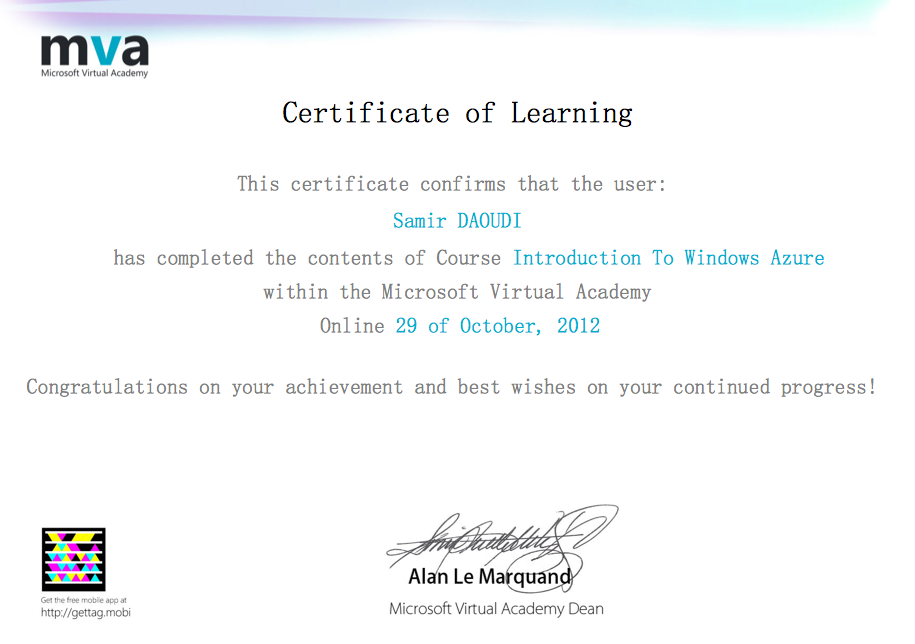 Trainings Daoudi Samirs Technical Blog